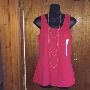 Merona Tops - NWT Merona top. Very classy, size medium